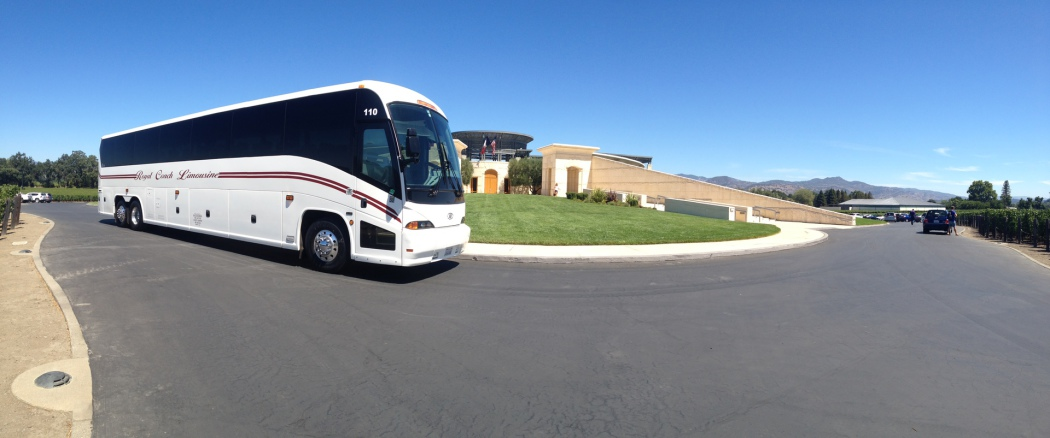 Corporate Group Transportation in the Sonoma and Napa Valleys