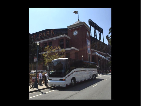 San Francisco sporting event transportation